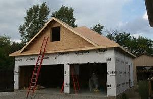 Image Result For Addition To Hip Roof Roof Architecture Garage Addition Exterior Remodel