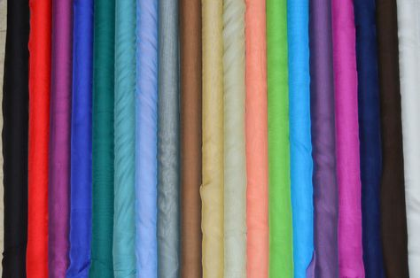 Chiffon Cationic Fabric x 145cm Two Tone Bridal Evening Dress Material