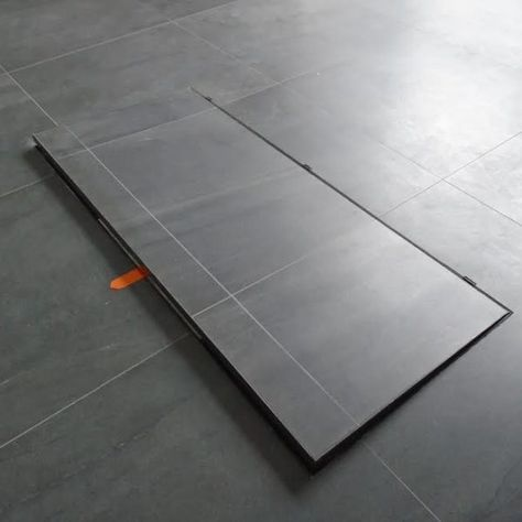 Trappe Aluminium 180 X 80 Avec Images Trappe Amenagement