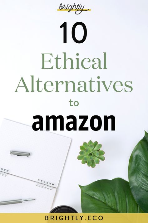 10 Ethical Alternatives to Amazon - Shop Ethically Online!