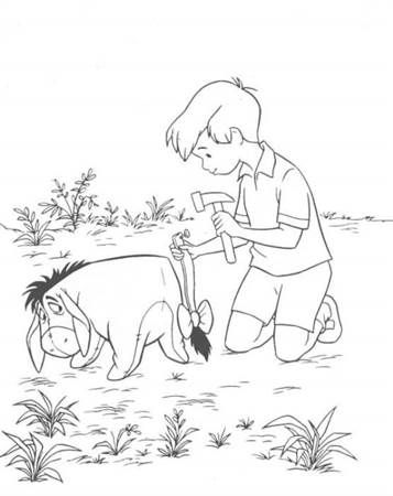 Kids N Fun Com 94 Coloring Pages Of Winnie The Pooh Coloring Pages Cool Coloring Pages Disney Coloring Pages