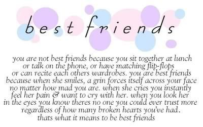 Cute Meaningful Best Friend Quotes by Miss Drucilla Botsford
