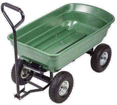 Top 10 Best Wheelbarrows In 2020 Garden Cart Wheelbarrow Amazing Gardens