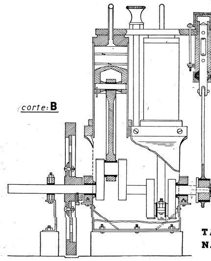 Como Hacer Construccion De Un Motor De Vapor 2 De 3 Motor De Vapor Motores Vapor