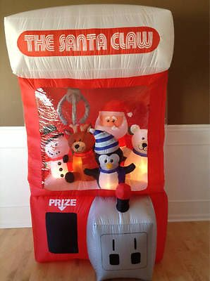 The+Santa+Claw+Airblown+Inflatable+Christmas+PROTOTYPE