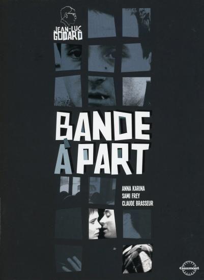Bande à part はなればなれに」(1964) Jean-Luc Godard ジャン ...