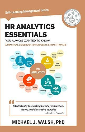 Book review of HR Analytics Essentials You Always Wanted To Know