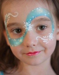 Frozen Face Painting, Cool Face Painting Ideas For Kids…