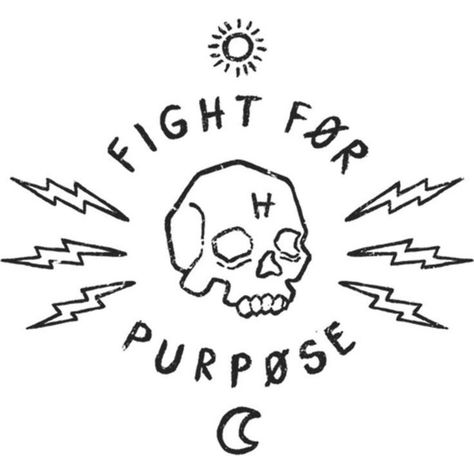 Fight For Purpose - Twenty One Pilots Twenty One Pilots Tattoo, Tatuagem Twenty One Pilots, Twenty One Pilots Lyrics, Twenty One Pilots Drawing, Vessel Twenty One Pilots, Top Tattoos, Tattoos For Guys, Tatoos, Skull Tattoos