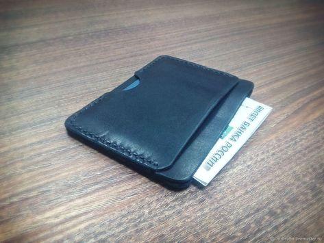 fc5440538158 Кардхолдер / минималистичный кошелек – купить или заказать в интернет- магазине на Ярмарке Мастеров