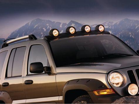 Oem Jeep Liberty Light Bar Kit I Want This