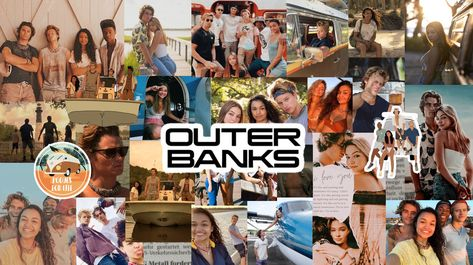 Outer Banks Laptop Wallpaper