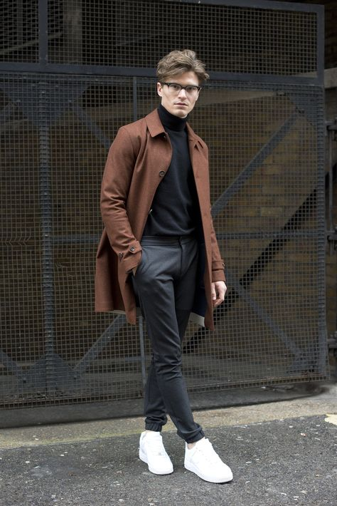 Oliver Cheshire - Men's style, accessories, mens fashion trends 2020