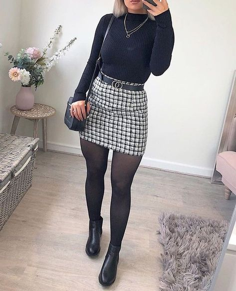 41 The Best Work Winter Outfits Ideas That Make you&; 41 The Best Work Winter Outfits Ideas That Make you&; elisa_cactus elisacamin cool outfit ideas 41 The Best Work Winter […] outfits 2019 Fashion Mode, Winter Fashion Outfits, Look Fashion, Fall Outfits, Autumn Fashion, Womens Fashion, Fashion Hair, Christmas Party Outfits Casual, Party Outfit Winter