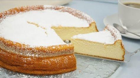 Video Und Rezept Kasekuchen Ohne Boden Ein Club Of Cooks Rezept Quarkkuchen Ohne Boden Kuchen Kuchen Ohne Backen