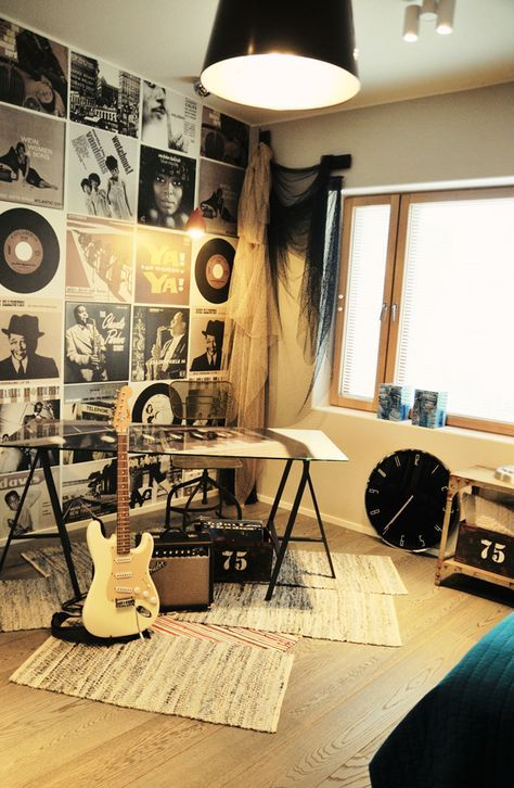 53 Ideas Music Room Study Recording Studio Music Studio Room Music Room Decor Home Music Rooms