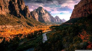 تنزيل احلى صور خلفيات روعة وجديدة وجميلة من أفضل الخلفيات بجودة Hd Valley River Remix Wallpaper