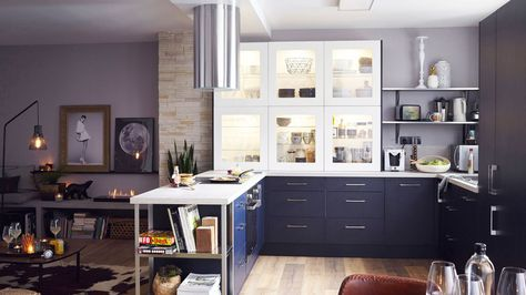 281 best Home Sweet Home images on Pinterest Furniture, Ikea and - agencement de cuisine ouverte