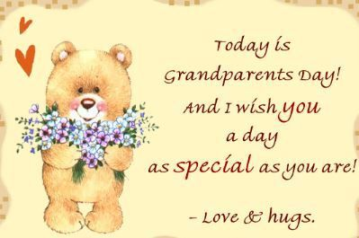 Happy Grandparents Day Message Here Are Happy Grandparents Day
