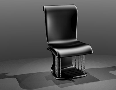 """Check out new work on my @Behance portfolio: """"DUO chair""""…"""