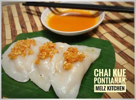 Resep Chai Kue Pontianak Oleh Melz Kitchen Resep Resep Makanan Makanan Dan Minuman