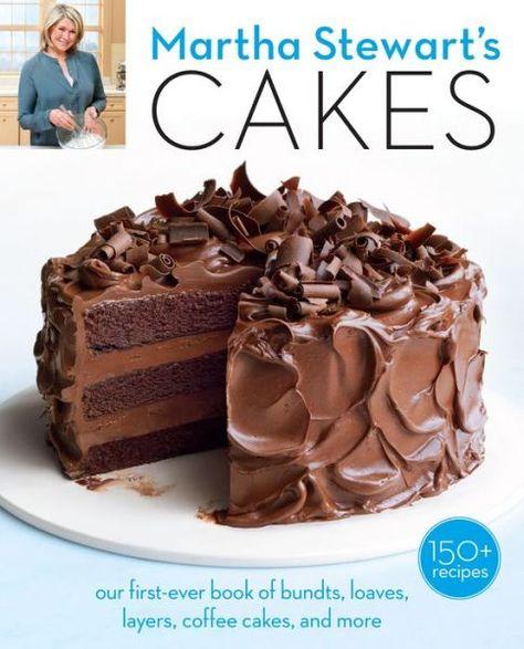 libro tartas de martha stewart
