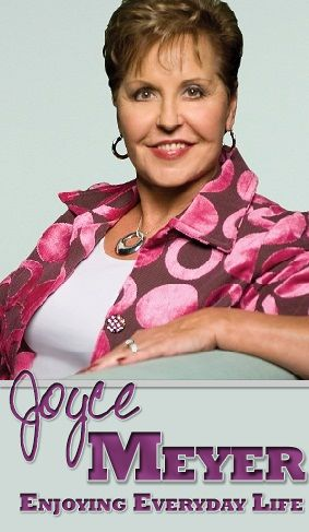 Watch Enjoying Everyday Life with Joyce Meyer Monday through Friday at 7:30a/6:30c & 12:30p/11:30c on TCT!