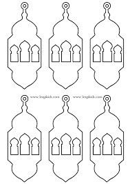2d lantern template  Suhana Ibrahim (suhanaibrahim7) on Pinterest