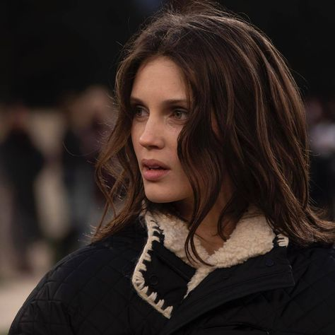 House ambassador Marine Vacth was in the audience of the show in the imaginary gardens of earlier this…