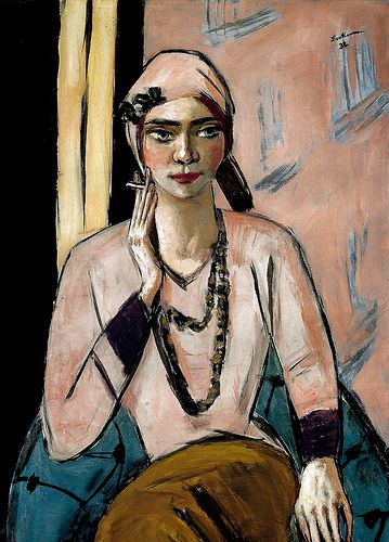 12 Art: Max Beckmann, Quappi ideas | max beckmann, expressionist artists,  german expressionism