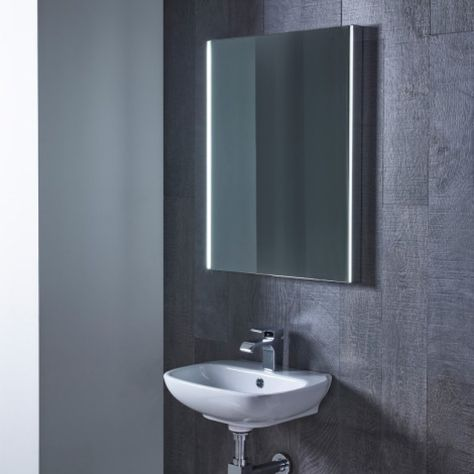 This Mirror Is Not Only Extremely Stylish But It Is Also Very Energy Efficient Mirror Bathroom Mirror