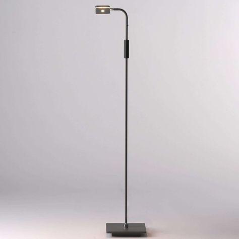 Bopp Move Lampadaire Led Avec Batterie Anthracite Led Stehleuchte Leuchtstoffrohre Led