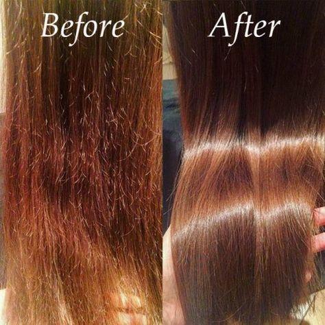 Dry Frizzy Hair, Hair Mask For Damaged Hair, Damaged Hair Repair Diy, Shampoo For Damaged Hair, Diy Hair Mask For Split Ends, Frizzy Hair Styles, Products For Damaged Hair, Dry Hair Mask, Bleach Damaged Hair