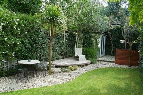 Garten Modern Mediterran 1 Natur Garten Garten Ideen