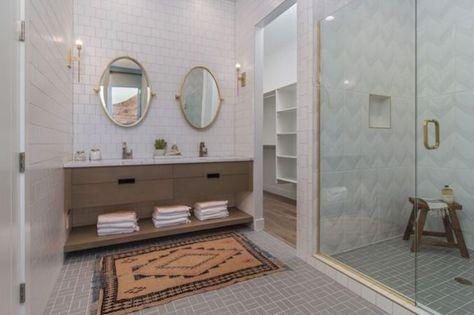 double eagle project master bathroom revealbecki owens