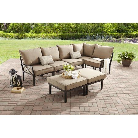 Patio Garden Furniture Pieces In 2019 Sectional