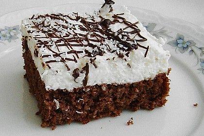 Schoko Joghurt Sahne Kokos Kuchen 4 Kuchen Kuchen Rezepte Susses Backen