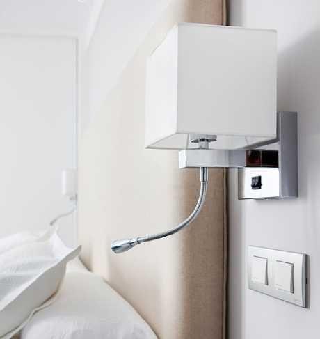 16+ Luces para dormitorios modernos ideas