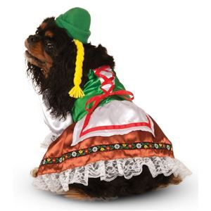Oktoberfest Sweetie Pet Costume 406098 Trendyhalloween Com Roupas Para Pet Roupas