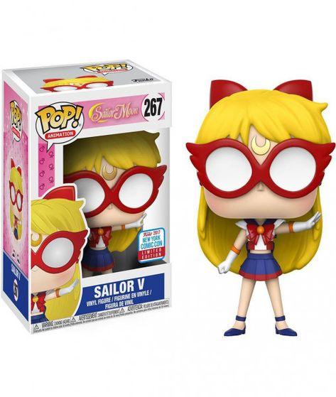 Animation Sailor Moon Sailor V
