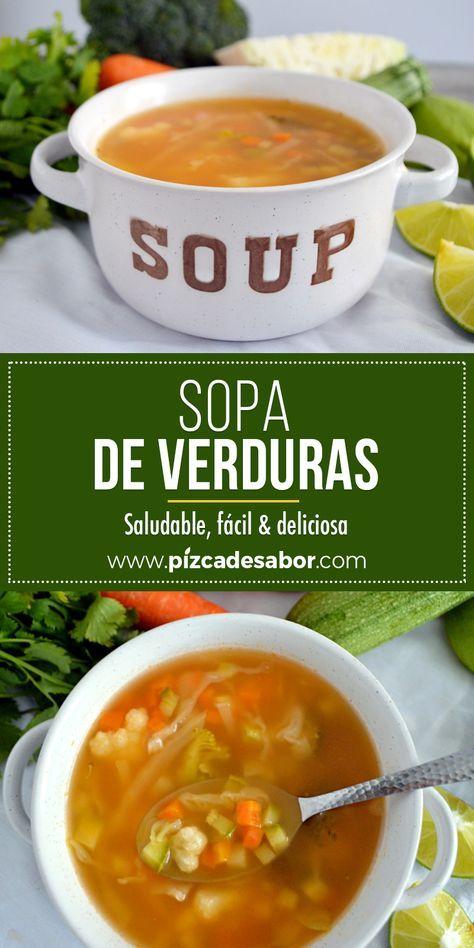 0d3b369594cc0e44f8474d988b4d1966 - Recetas De Sopa De Verduras