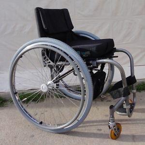 Quickie Ti Wheelchair