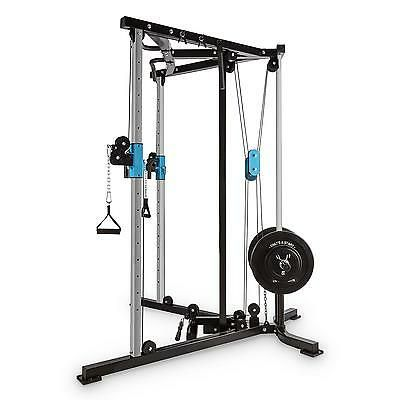 Capital Sports Oberbaum Cable Pulley Trainer Home Multi Gym Station 25 50mm Eur 7 Equipamentos De Fitness Equipamentos De Musculacao Aparelho De Musculacao