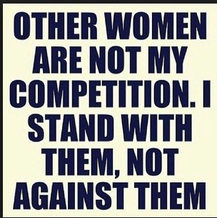 Correct! You compete against yourself. Found: www.Pinterest.com