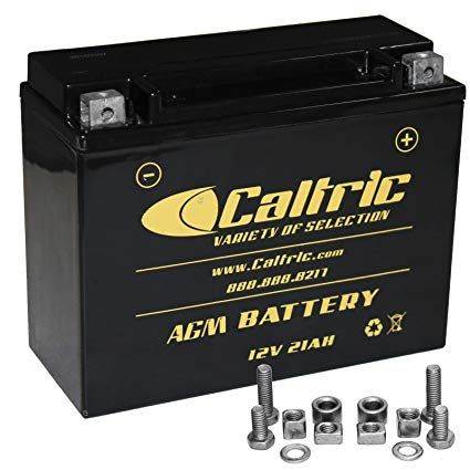 Mighty Max Y50-N18L-A3 Battery for Honda GL1500 Gold Wing 12V 4Amp Charger