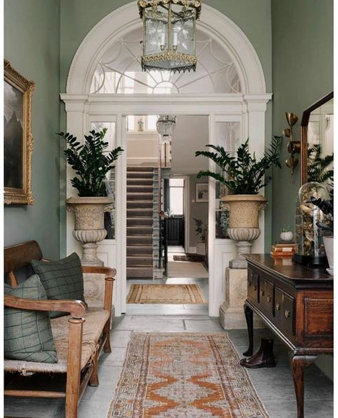 House Inspo, Georgian Fireplaces, Georgian Homes, House Inspiration, House Design, New Homes, Georgian Interiors, Home Decor, House Interior