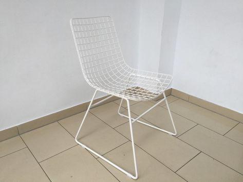 Stuhl Metall Weiss Esszimmerstuhl Metall Stuhl Weiss Stuhle