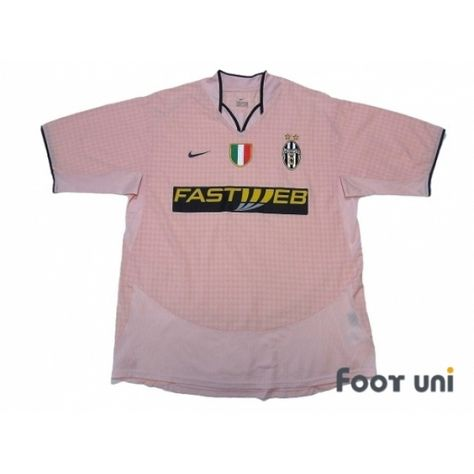 Photo1 Juventus 2003 2004 Away Shirt Scudetto Patch Badge