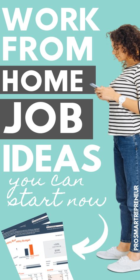 10 Best Work from Home Jobs - Now Hiring