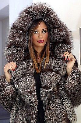 Nadire Atas on Luxury Fur Coats FUR Coat Jacket Silver FOX Pelz Pelzmantel Silberfuchs Pelliccia Fourrure ЛИСА